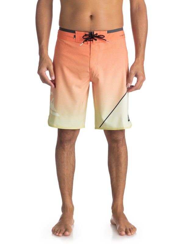 "0 Highline New Wave 20"" - Board Shorts for Men Orange EQYBS03861 Quiksilver"
