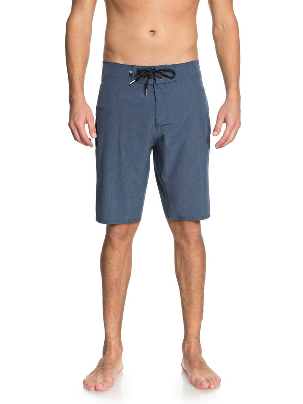 "0 Boardshorts Highline Kaimana 21"" Azul EQYBS03876 Quiksilver"
