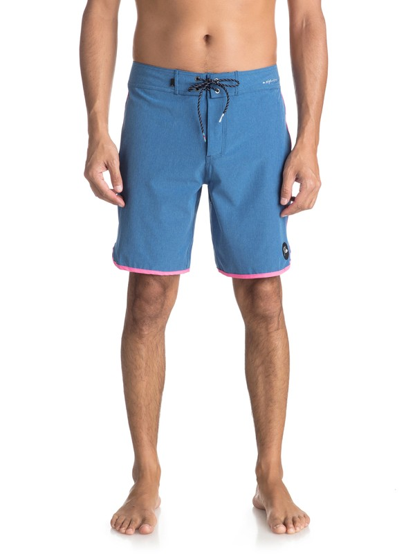 """0 Highline Scallop 19"""" Boardshorts  EQYBS03885 Quiksilver"""