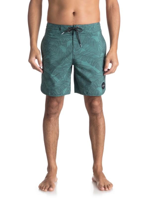 """0 Variable 18"""" - Beachshort para Hombre Verde EQYBS03907 Quiksilver"""
