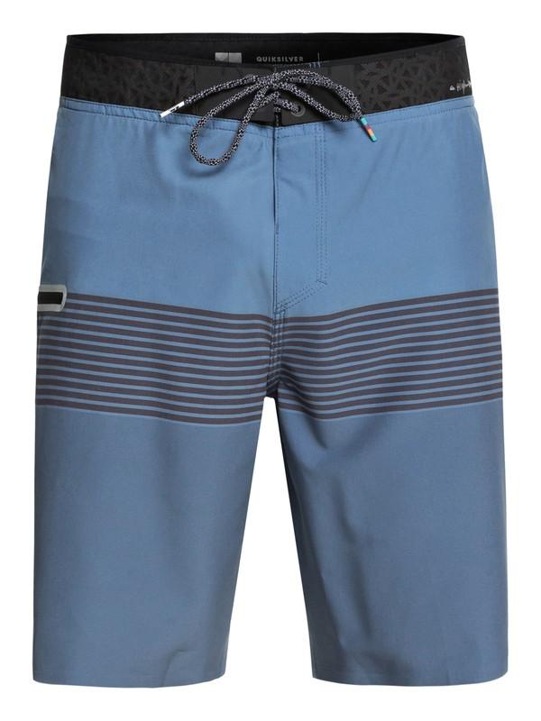 """Highline Division Blend 20"""" - Board Shorts for Men  EQYBS03920"""