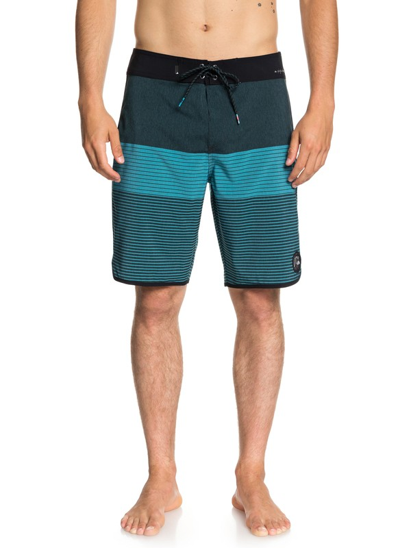 "0 Highline Tijuana Scallop 20"" Boardshorts  EQYBS03998 Quiksilver"