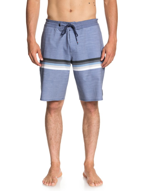 "0 Seasons 20"" Beach Shorts Blue EQYBS04021 Quiksilver"
