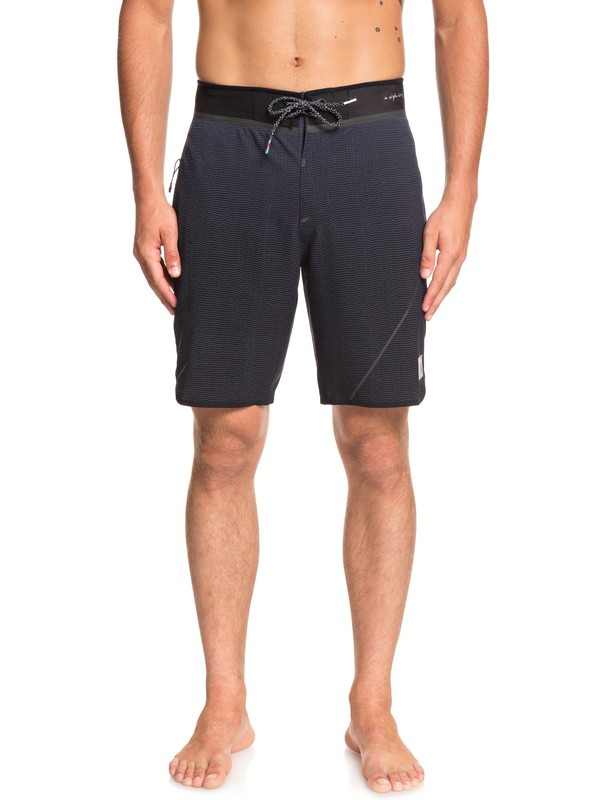 "0 Highline Pro 19"" - Board Shorts for Men Blue EQYBS04034 Quiksilver"