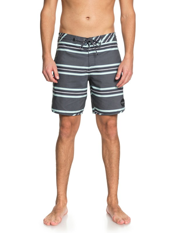 "0 Variable 18"" Beach Shorts Blue EQYBS04035 Quiksilver"