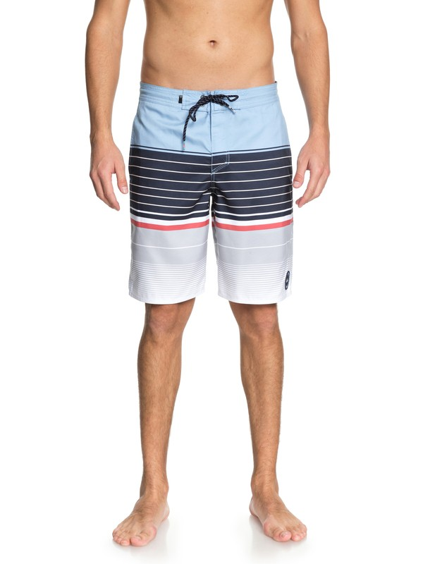 "0 Swell Vision 20"" Beach Shorts  EQYBS04037 Quiksilver"