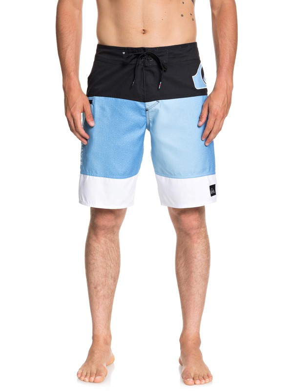 "0 Fluid Force 20"" Boardshorts  EQYBS04059 Quiksilver"