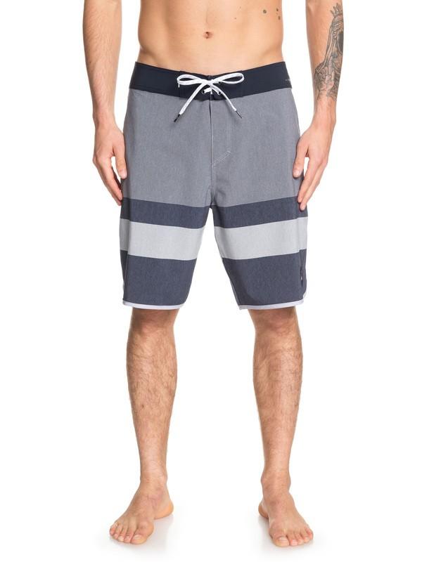 "0 Highline Tijuana 20"" Boardshorts Grey EQYBS04084 Quiksilver"