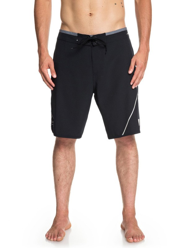 "0 Highline New Wave 20"" Boardshorts Black EQYBS04088 Quiksilver"