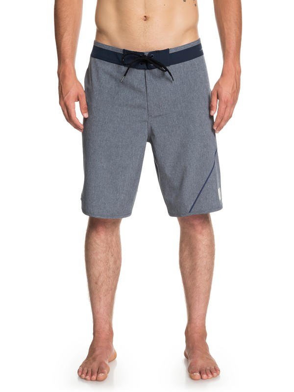 "0 Highline New Wave 20"" - Board Shorts Black EQYBS04088 Quiksilver"