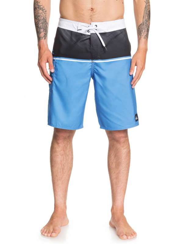 "0 Everyday Division 20"" - Boardshorts para Hombre Azul EQYBS04097 Quiksilver"