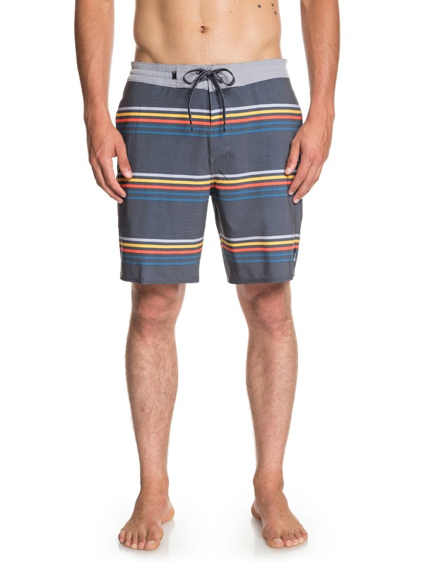 "0 Shorts de playa Secret Ingredient 18"" Negro EQYBS04101 Quiksilver"