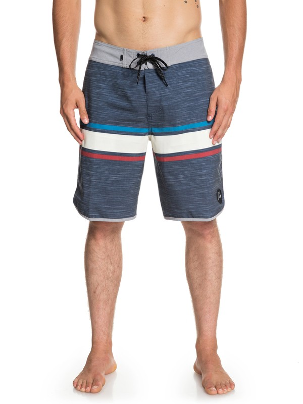 "0 Seasons 20"" Beachshorts Blue EQYBS04105 Quiksilver"