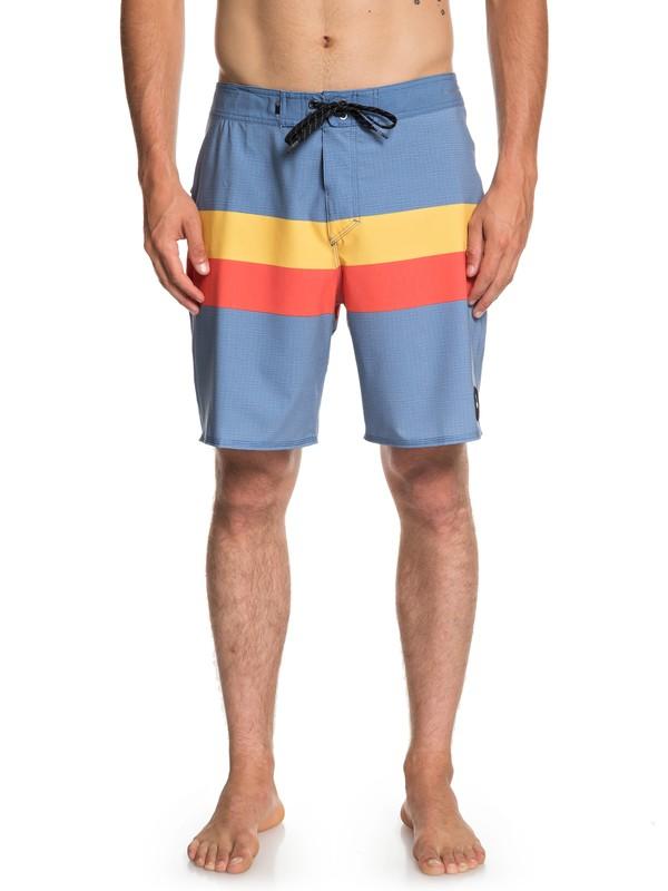 "0 Highline Seasons 18"" - Board Shorts for Men Blue EQYBS04114 Quiksilver"