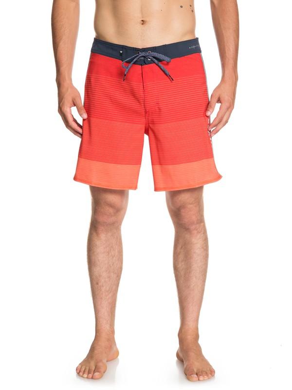 "0 Highline Massive 17"" - Board Shorts for Men Blue EQYBS04115 Quiksilver"