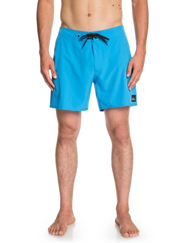 "0 Highline Kaimana 16"" - Boardshort pour Homme Bleu EQYBS04117 Quiksilver"