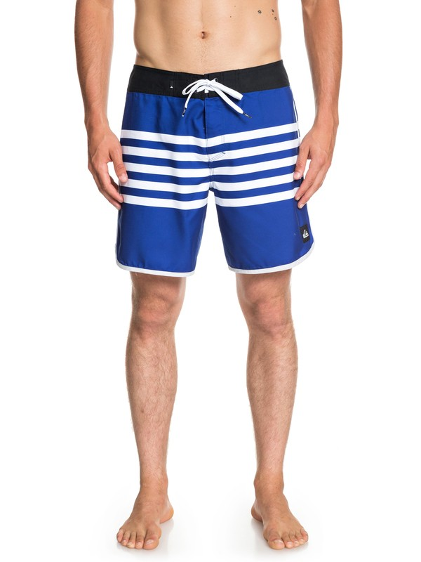 "0 Everyday Grass Roots 17"" - Board Shorts for Men Purple EQYBS04125 Quiksilver"
