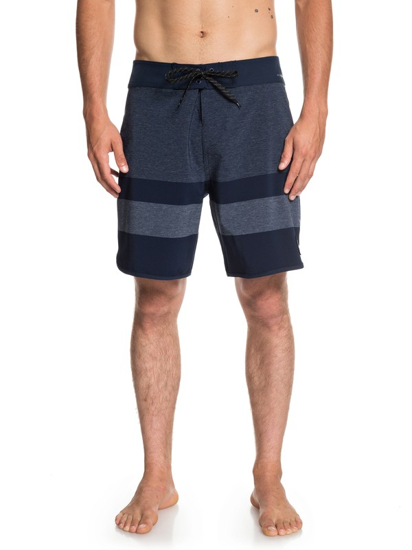 "0 Highline Tijuana 18"" - Board Shorts for Men Blue EQYBS04132 Quiksilver"