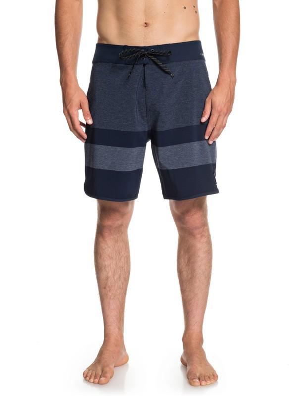 "0 Highline Tijuana 18"" - Boardshorts para Hombre Azul EQYBS04132 Quiksilver"