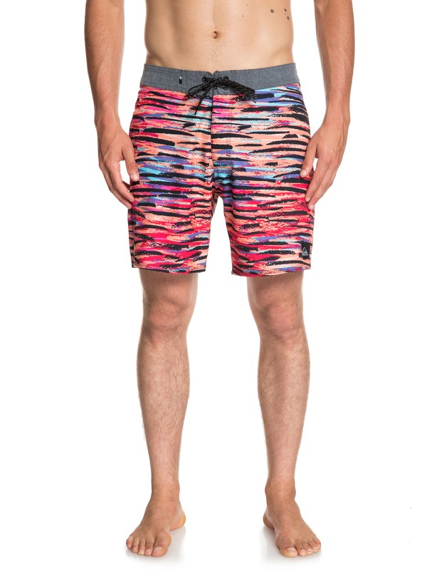 "0 Highline Voodoo 17"" - Board Shorts for Men Pink EQYBS04135 Quiksilver"