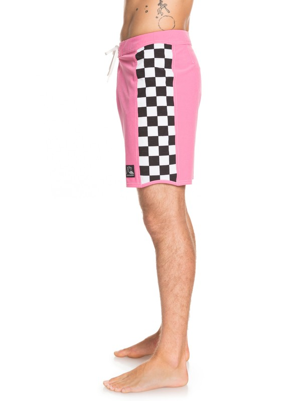 "Echo Beach Checker 18"" - Board Shorts for Men  EQYBS04141"