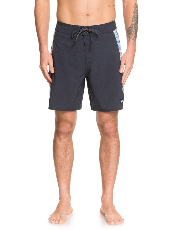 "0 St Comp 18"" - Board Shorts for Men Black EQYBS04144 Quiksilver"