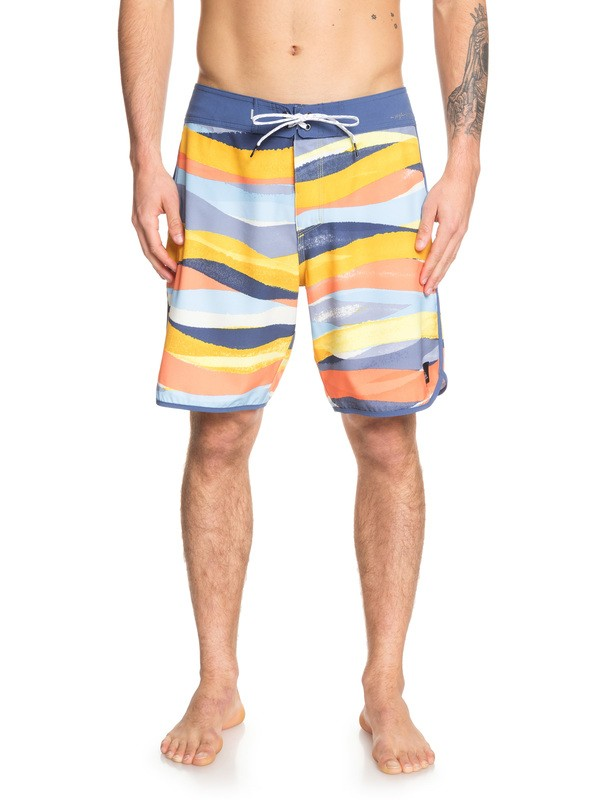"0 Highline Dunes 19"" Boardshorts Yellow EQYBS04147 Quiksilver"