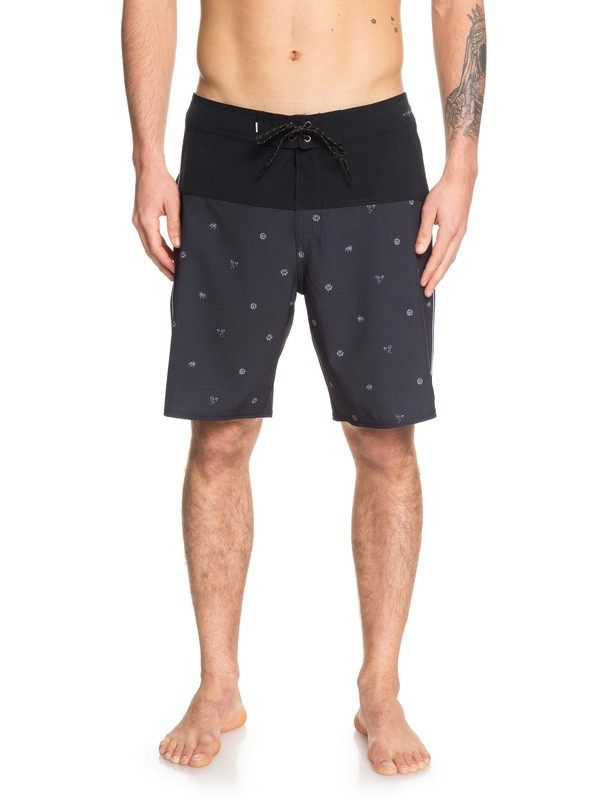 "0 Highline Snapper 19"" Boardshorts Black EQYBS04155 Quiksilver"