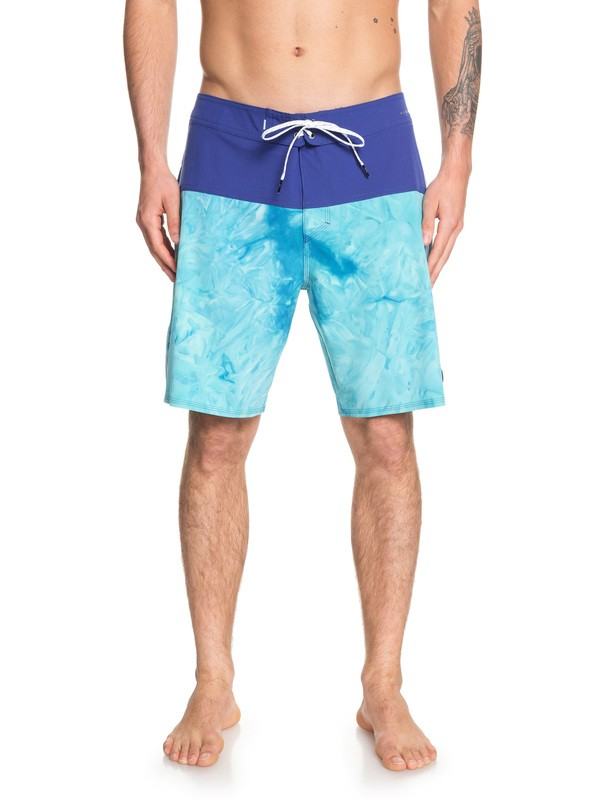 "0 Highline Snapper 19"" Boardshorts Purple EQYBS04155 Quiksilver"