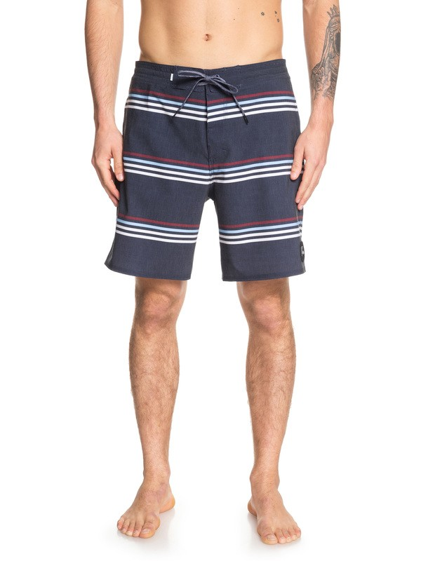 "0 Secret Ingredient 18"" Beachshorts Blue EQYBS04165 Quiksilver"