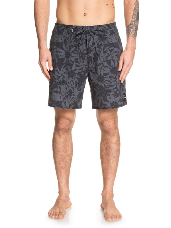 "0 Shorts de Playa -Secret Ingredient de  18"" Negro EQYBS04165 Quiksilver"