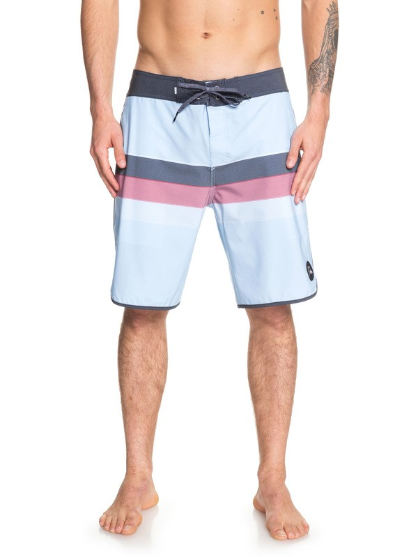 "0 Seasons 20"" Beachshorts Blue EQYBS04167 Quiksilver"