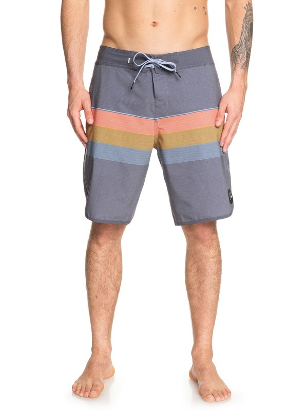 "0 Shorts de Playa - Seasons de 20"" Negro EQYBS04167 Quiksilver"