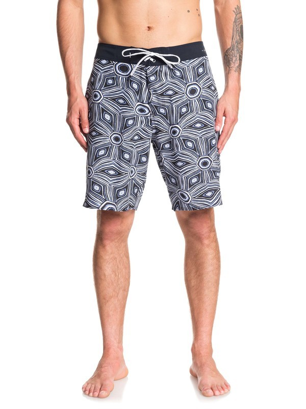 "0 Highline Tamarama 19"" - Board Shorts for Men Azul EQYBS04211 Quiksilver"
