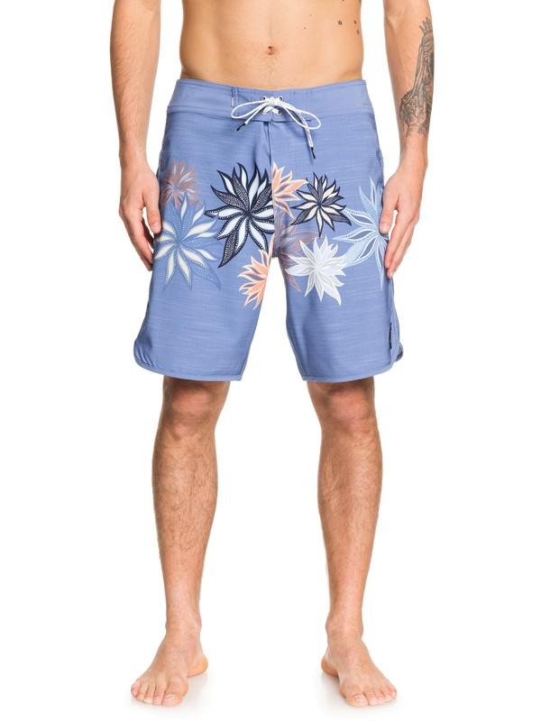 "0 Highline Timeline 19"" - Board Shorts for Men Azul EQYBS04215 Quiksilver"
