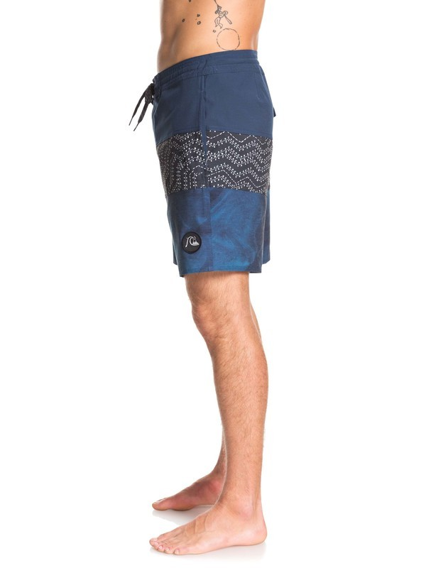"""Washed 18"""" - Beachshorts for Men  EQYBS04241"""