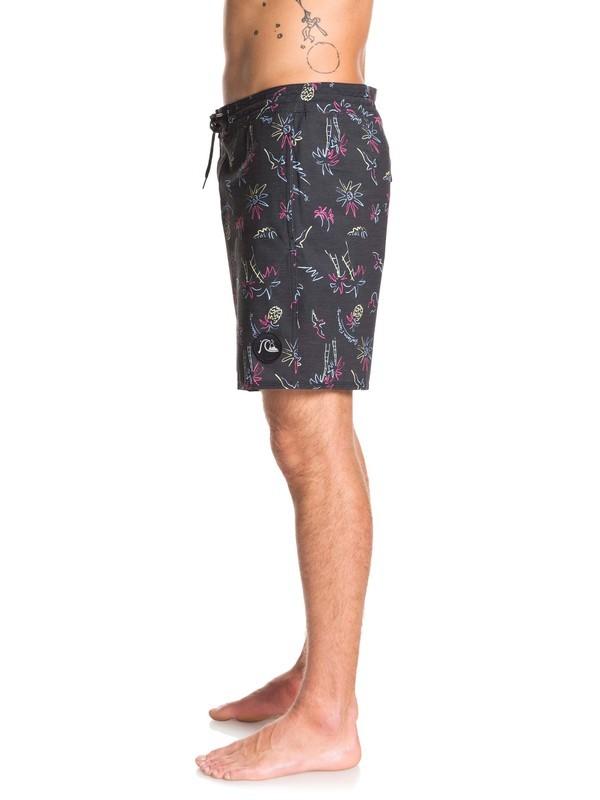 "Secret Ingredient 18"" - Beach Shorts for Men  EQYBS04252"