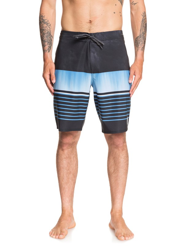 "0 Highline Swell Vision 20"" Boardshorts Black EQYBS04267 Quiksilver"
