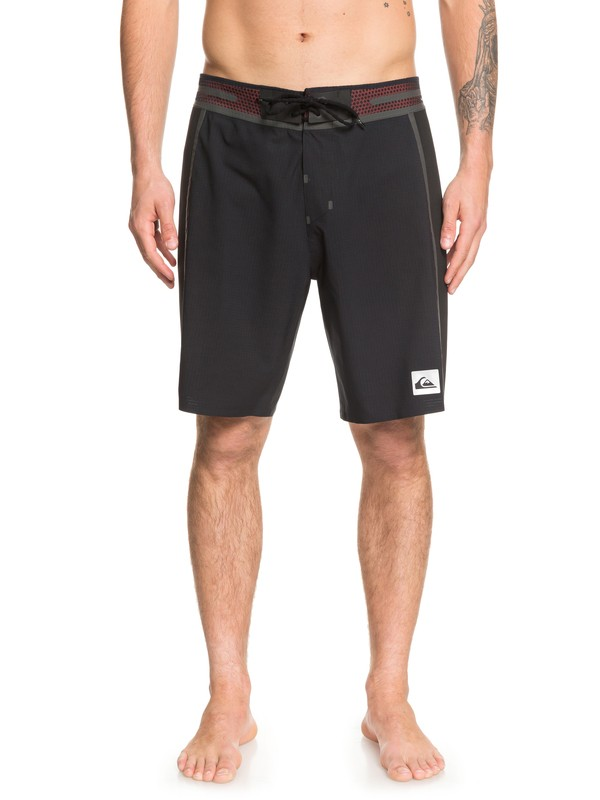 "0 Highline Pro Arch 19"" - Board Shorts Black EQYBS04298 Quiksilver"