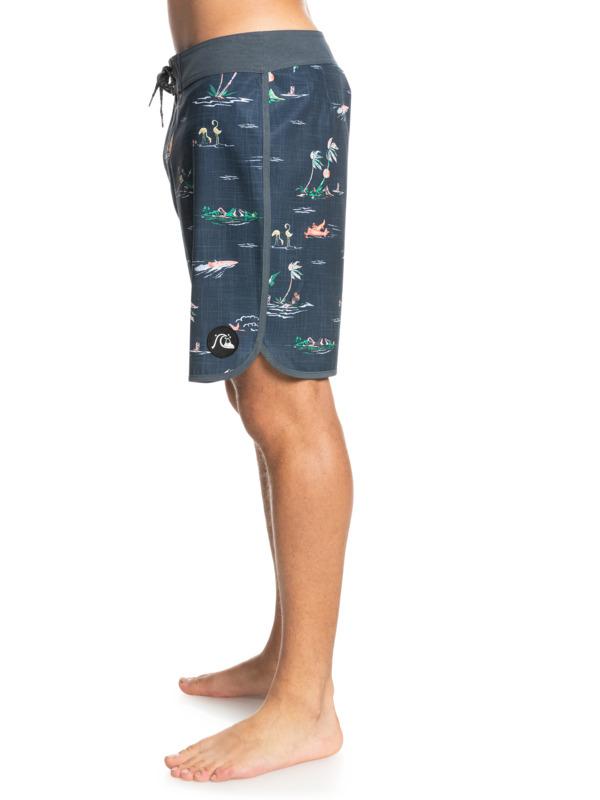 "Surfsilk Mystic Sessions 19"" - Board Shorts for Men  EQYBS04524"