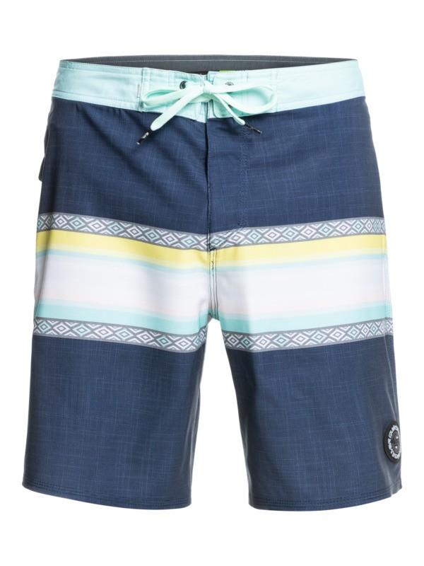 "Surfsilk Sun Faded 19"" - Board Shorts for Men  EQYBS04556"