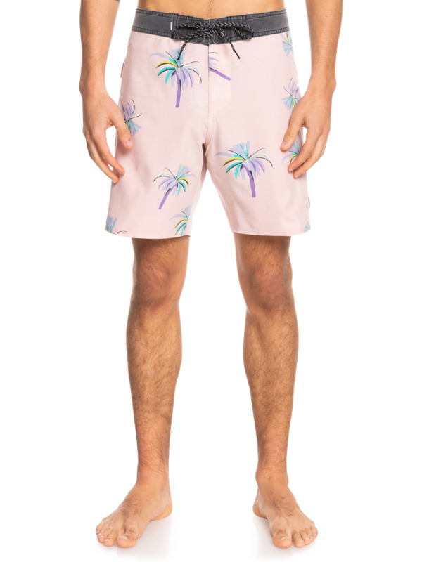 """Surfsilk Washed Sessions 18"""" - Recycled Board Shorts for Men  EQYBS04607"""