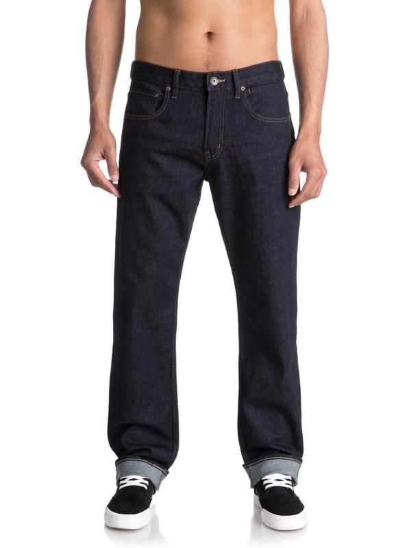 0 Sequel Rinse Regular Fit Jeans  EQYDP03347 Quiksilver