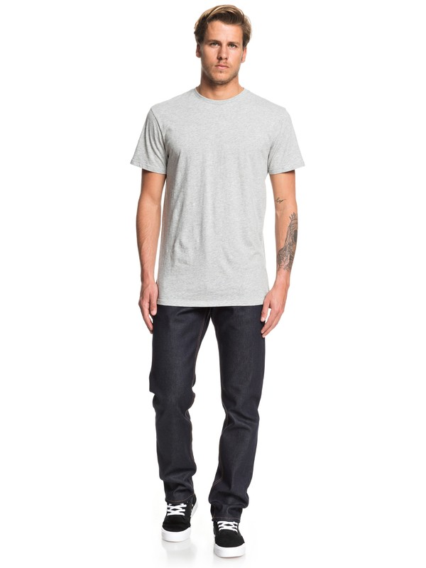 Revolver Rinse - Straight Fit Jeans for Men  EQYDP03400
