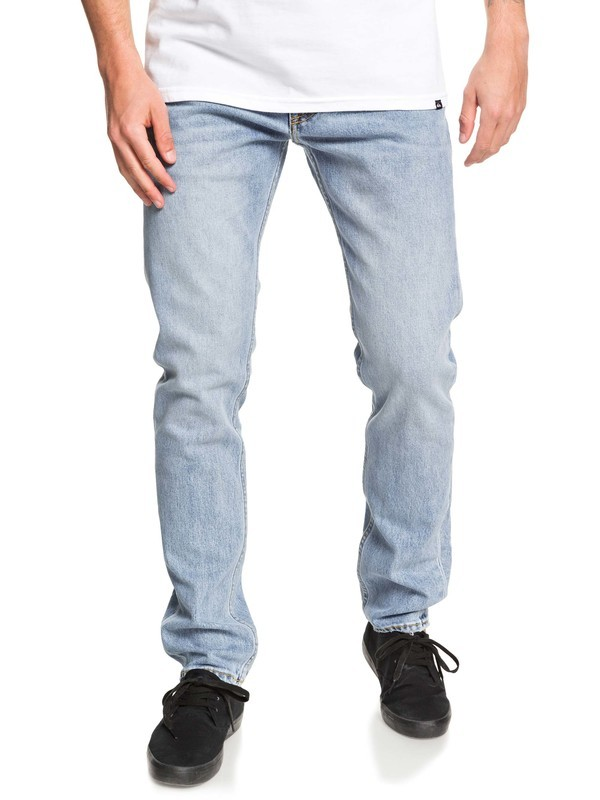 0 Distorsion Salt Water Slim Fit Jeans Blue EQYDP03410 Quiksilver