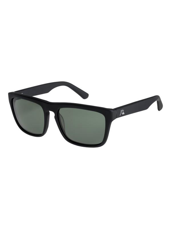 0 Ferris Premium Polarized Sunglasses Black EQYEY03017 Quiksilver