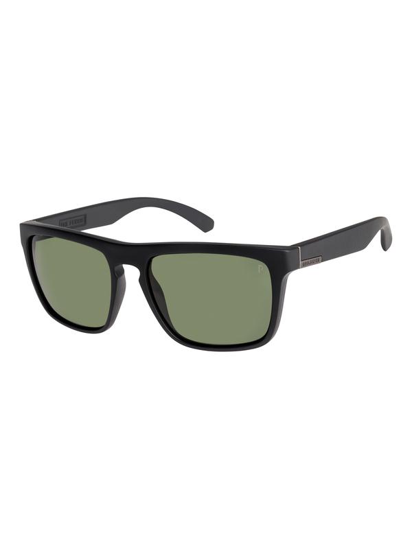 0 Солнцезащитные очки The Ferris Polarised Черный EQYEY03022 Quiksilver