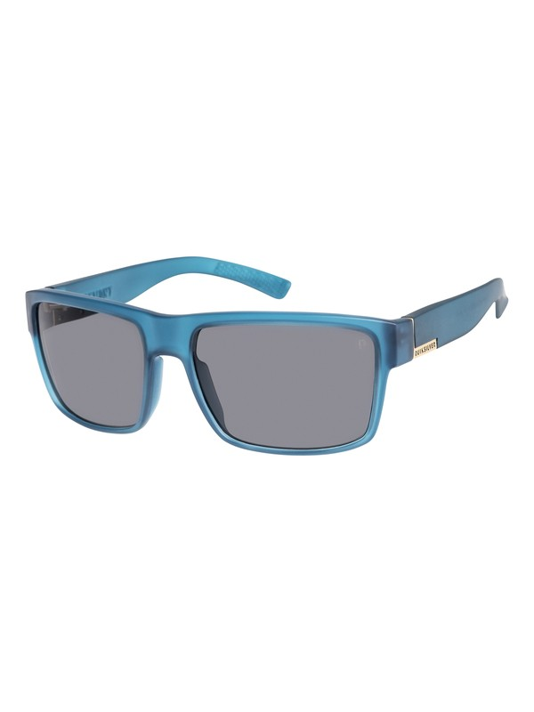 0 Ridgemont Polarised Sunglasses Blue EQYEY03023 Quiksilver
