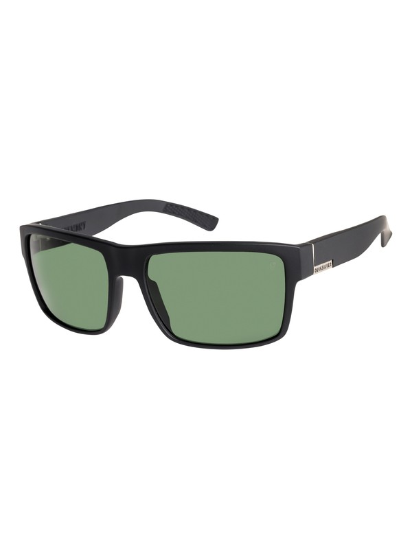 0 Ridgemont Polarised Sunglasses Black EQYEY03023 Quiksilver
