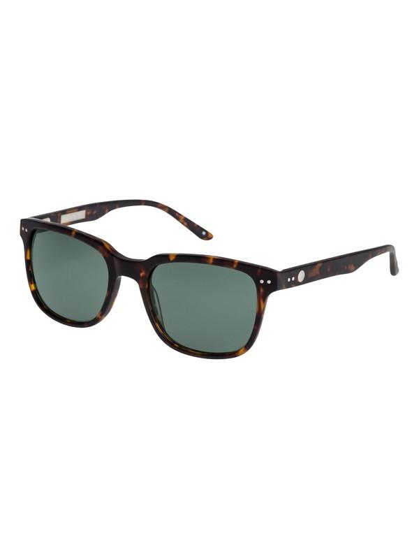 0 Brixton - Gafas de sol para Hombre Marron EQYEY03025 Quiksilver